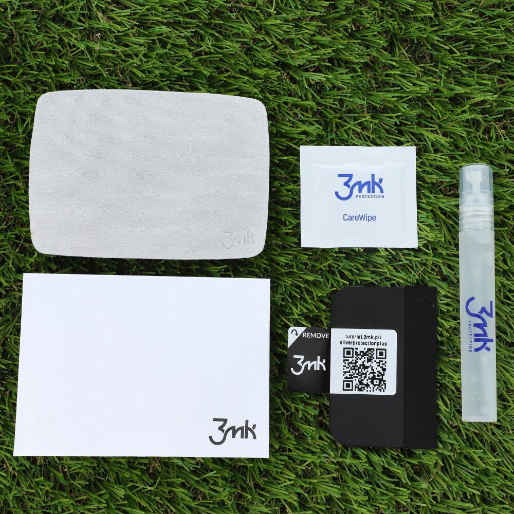Antimikrobielle Bildschirmschutzfolie 3mk aus der Serie Silver Protection+