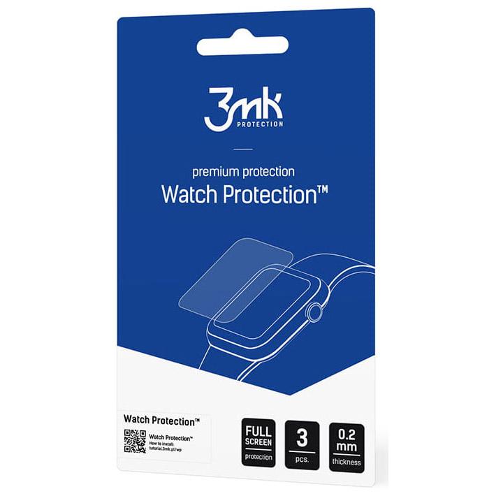 Schutzfolie 3mk Watch Protection, 3 Stück.