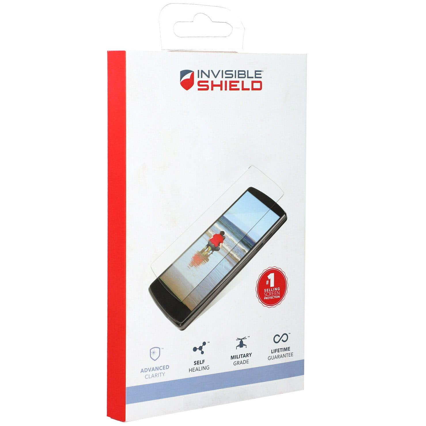 Schutzfolie Zagg InvisibleShield HD Ultra.